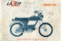 Free Minarelli Lazer Moped Owners Manual