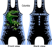 Dinosaur singlet in many color options