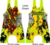 Sublimated wrestling singlet with dragon and choice of color
