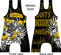 Knight singlet with many color options