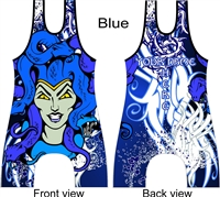 Medusa singlet in several color options