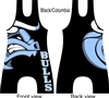 Bull mascot singlet in choice of colors