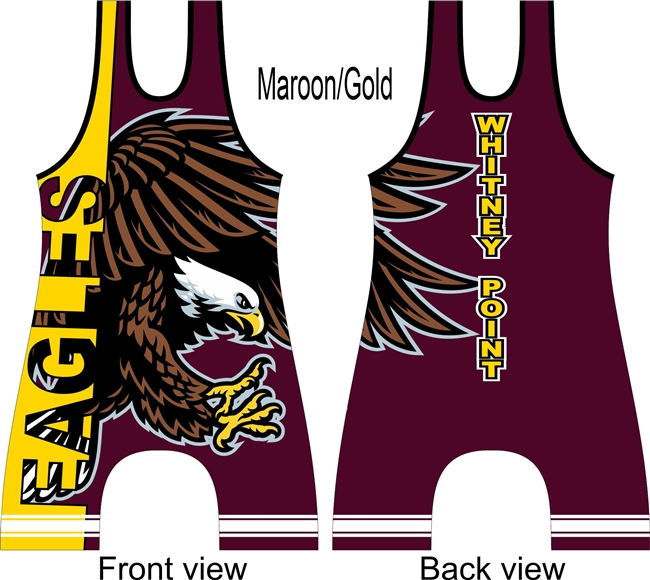 Whitney Point Team singlet