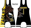 Old school eagle singlet in many colors