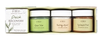 Quick Recovery - 3 piece Face Mask Sampler