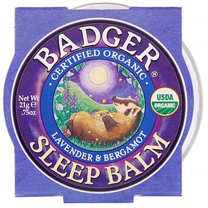 Badger Sleep Balm - Small .75oz