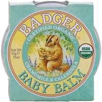 Badger Baby Balm - Small .75oz