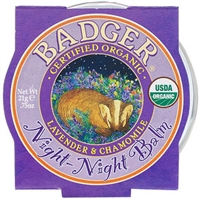 Badger Night-Night Balm - Small .75oz
