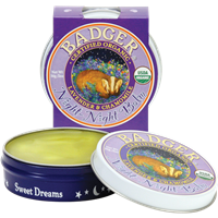 Badger Night-Night Balm - Large 2oz