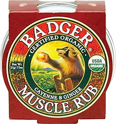 Badger Sore Muscle Rub - Small .75oz