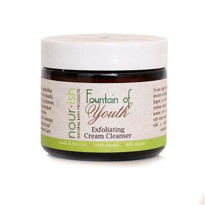 Fountain of Youth Exfoliating Cream Cleanser