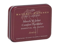 Arnica Muscle & Joint Comfort Essential Oil Patches