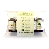 Stay Well Essential Oil Kit