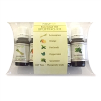 Uplifting Essential Oil Kit