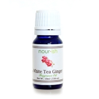 White Tea Ginger Fragrance Oil
