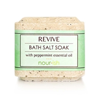 Lavender & Peppermint Bath Salt Soak