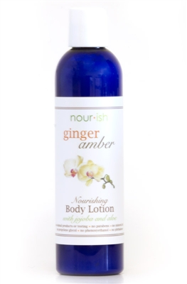 Ginger Amber Nourishing Body Lotion