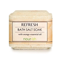 Orange Bath Salt Soak