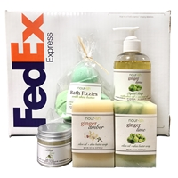 Ginger Gift Set