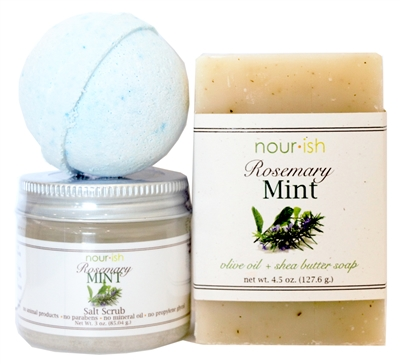 Rosemary Mint Gift Set