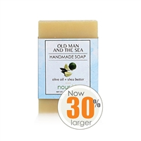 Old Man and the Sea Olive Oil and Shea Butter Soap