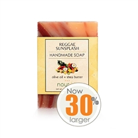 Reggae Sunsplash Olive Oil and Shea Butter Soap
