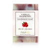 Vanilla Raspberry Olive Oil and Shea Butter Soap