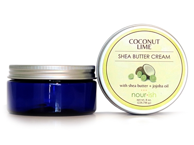 Coconut Lime Shea Butter Cream