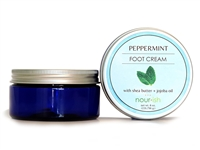 Peppermint Shea Butter Cream