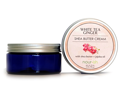 White Tea Ginger Shea Butter Cream