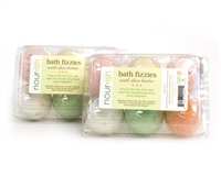 12 Pack Bath Fizzies