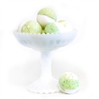 Coconut Lime Bath Fizzie