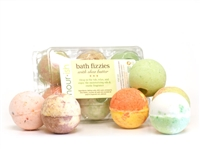 6 Pack Bath Fizzies