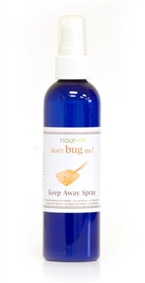 Don't Bug Me! Keep Away Spray