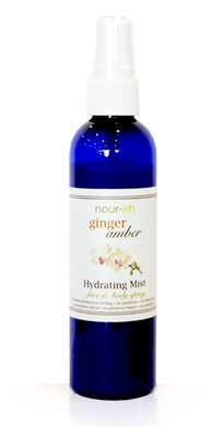 Ginger Amber Hydrating Mist
