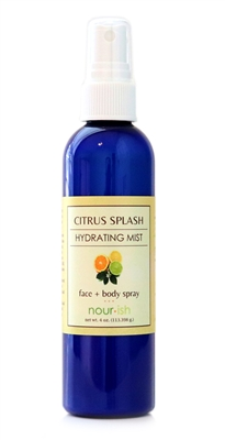 Citrus Splash Hydrating Mist