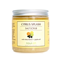 Citrus Splash Large Salt Scrub