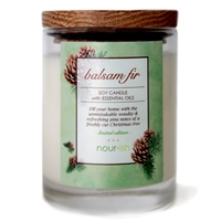 Balsam Fir Large Soy Candle