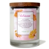 Hibiscus Glass Soy Candle