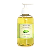 Ginger Lime Liquid Soap