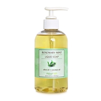 Rosemary Mint Liquid Soap