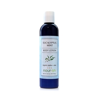 Eucalyptus Mint Nourishing Body Lotion