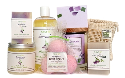 Lavender Large Gift Set