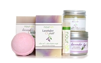 Lavender Small Gift Set