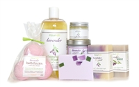 Lavender Medium Gift Set