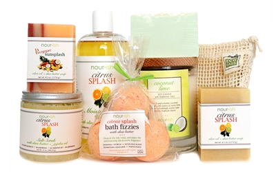 Citrus Large Gift Set