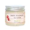 White Tea Ginger Small Salt Scrub