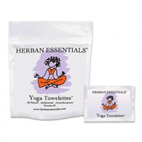 Yoga Herban Essentials Towellettes