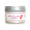 White Tea Ginger Travel Tin Soy Candle
