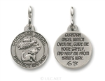 Guardian Angel Protection Amulet for Dogs